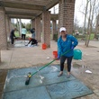 Urban Green volunteer