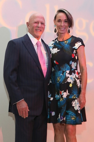 News, Shelby, Stiletto Strut, Sept. 2015 Lester and Sue Smith