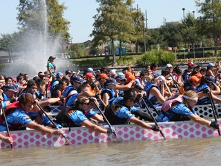 11th Annual Gulf Coast International Dragon Boat Regatta