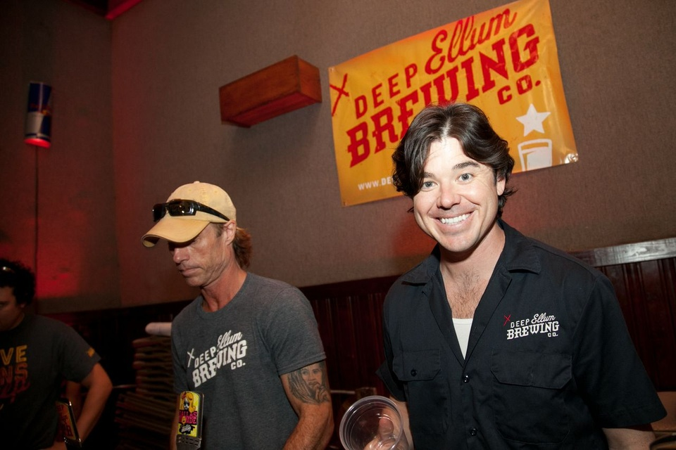 Deep Ellum Brewing Co at Meat Fight in Dallas