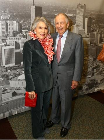 Linda Custard, Bill Custard, Old Red exhibit