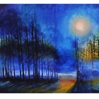 Link & Pin Gallery presents <i>Dimensions in Color</i>: The Art of Maria Lyle and Lisa Garner opening reception
