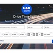 HAR drive time commute time new feature on new website January 2015