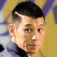 Jeremy Lin Lakers logo