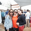 Joy Doustan, from left, Mollie Klaff and Katie Cash at the Casa de Esperanza's Young Professionals 5th Annual Chili Cook Off February 2015