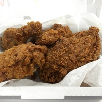 Lee's fried chicken and donuts