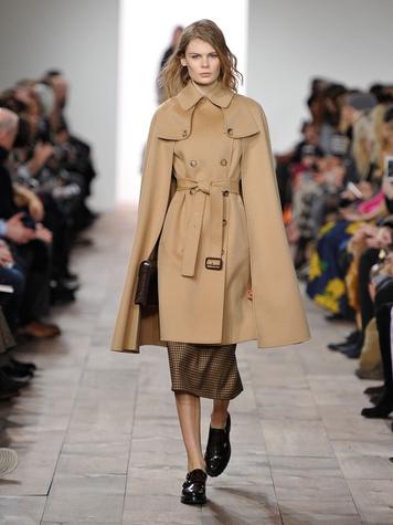 Clifford Pugh Fashion Week New York fall 2015 February 2015 Michael Kors Look 22