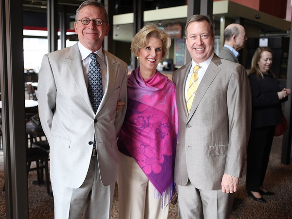 Houston Grand Opera $2 million gift, January 2013, Jerry Fischer, Terrylin Neale, John Turner