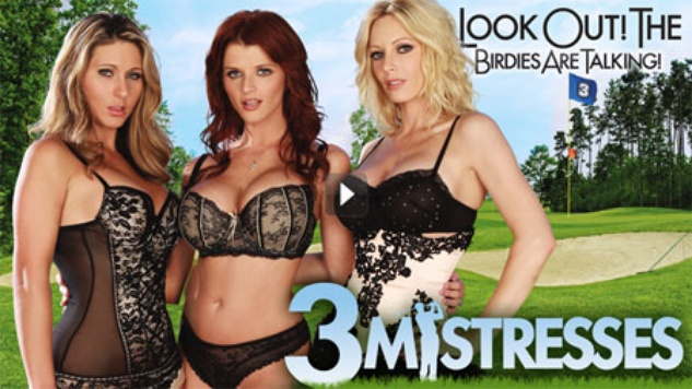 Tiger Woods Mistress Movie