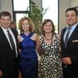 Houston Chamber Choir gala April 2013 Eric Larson,  Melissa McCrimmon, Becky Tobin, Stephen Tobin