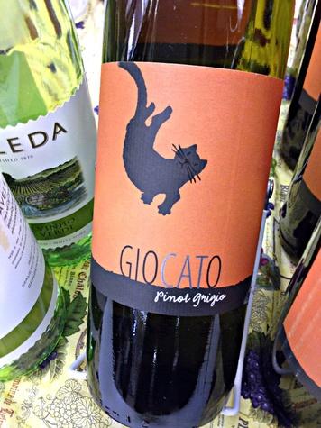 Giocato Pinot Grigio at Tour de Vin in Austin