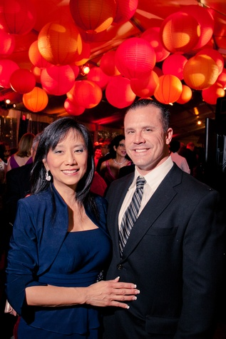 21 Dr. Cybele Woon and Jason Pickel at the Asia Society Tiger Ball March 2015