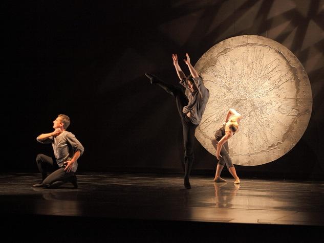 News_iMEE_Houston Dance Festival_Mikhael Plain_Cristian Laverde Koenig_Lindsey McGill