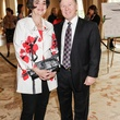 Gwen and Ed Emmett at the Community Immunity Spring Luncheon April 2014