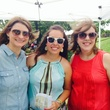 14 Leigh McBurnett, from left, Brittany Taggart and Jessica Walters at the Buffalo Bayou Bash April 2014