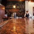 Kennedy Room bar-top