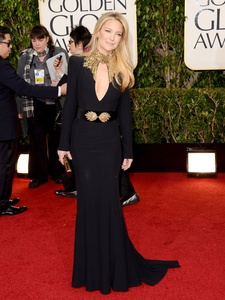Golden Globe Awards, Kate Hudson, January 2013
