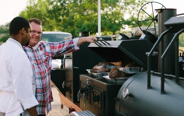Chris Shepherd Underbelly barbecue