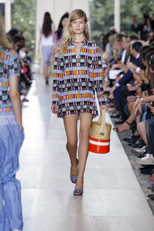 Tory Burch spring 2015 collection look 19