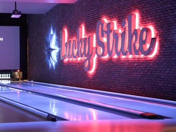 Places-Unique-Lucky Strike Lanes &amp; Lounge