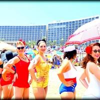 2013 Galvston Beach Revue San Luis resort