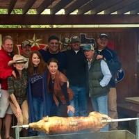 Ivy Tavern presents Patio Pig Roast for Super Bowl