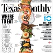 Texas Monthly Best New Restaurants Cover