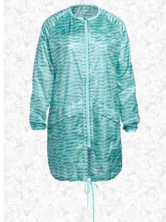 Nike wind and water resistant jacket