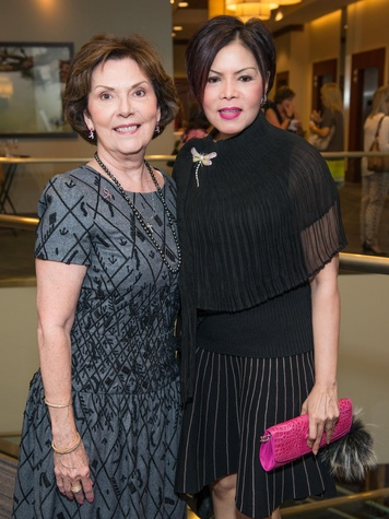 12 NAMES at the Memorial Hermann Razzle Dazzle luncheon October 2014