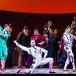 Houston Grand Opera Carmen Michaeljon Slinger as Dancer, Marty Lawson as Dancer, Waldemar Quinones-Villanueva as Dancer April 2014