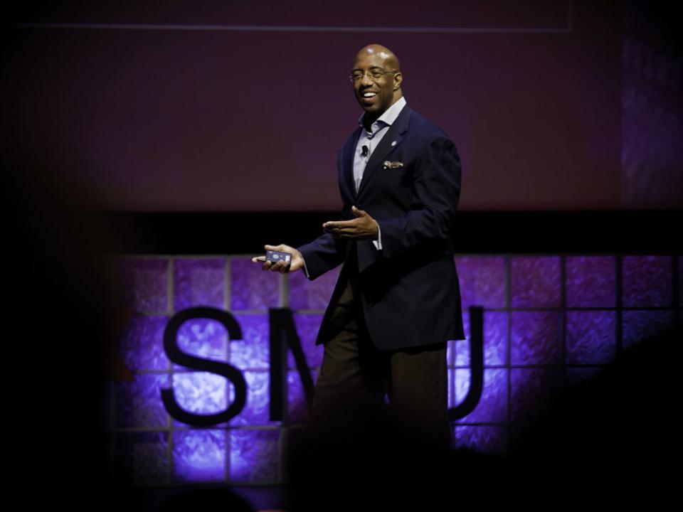 TEDxSMU speaker Michael Sorrell