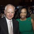 Don DePasquale and Emelda Douglas at the Neighborhood Centers' Heart of Gold Celebration February 2014