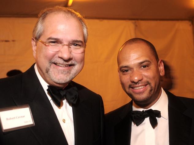 News_Men of the Menil_March 2012_Bob Cavnar_Marcus Smith