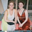 15 Always a Bridesmaid party at Rienzi May 2013 Katie Hamman, Amelia Johnson