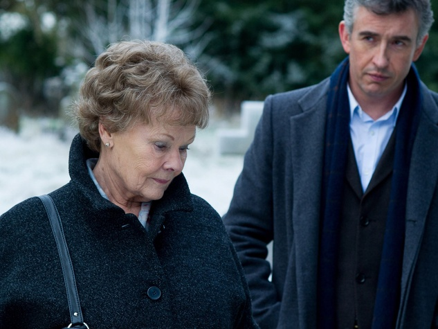 Philomena with Judi Dench and Steve Coogan
