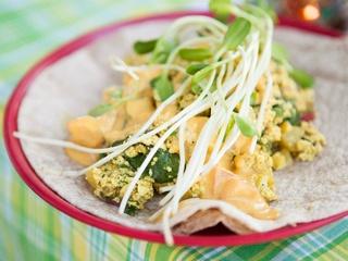 Dish from Texas Veggie State Fair