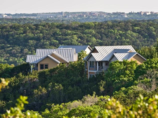 Scenic shot of Travaasa Austin