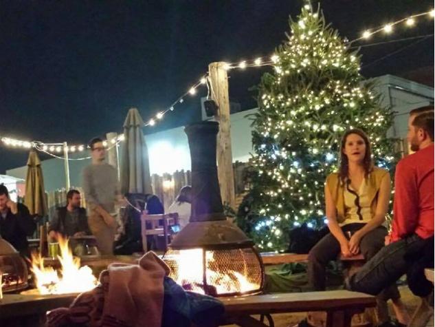 The Buzz Mill_Austin_Christmas