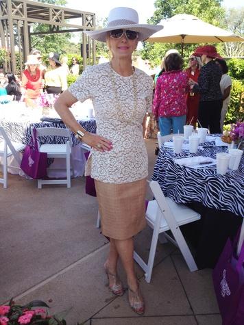 News, River Oaks tennis luncheon, Sheridan Williams April 2014