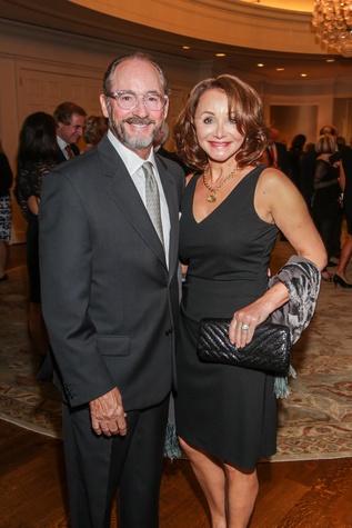 Stuart and Gaye Lynn Zarrow at Best Cellars September 2014