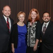 Paul and Andrea Keith, from left, and Suzan and Joe Parle at the College of Biblical Studies Rising Star Dinner May 2014