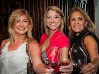 """Wine & Food Week 2014: """"Women & Wine with Kathy Womack"""""""