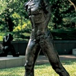 News_Nancy_Camille Claudel_MFAH_sculpture garden_Walking Man_Auguste Rodin