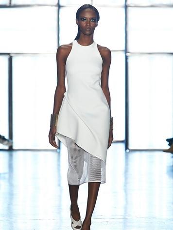 Clifford New York Fashion Week fall 2015 Cushnie et Ochs April 2015 Look7