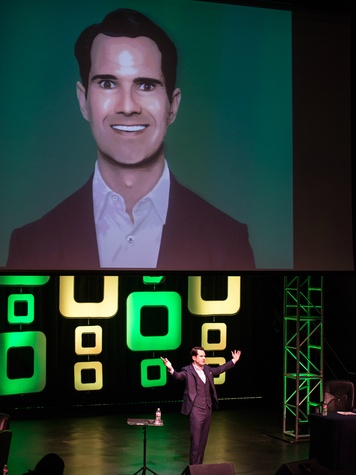 Moontower Comedy and Oddity Festival 2016 Jimmy Carr