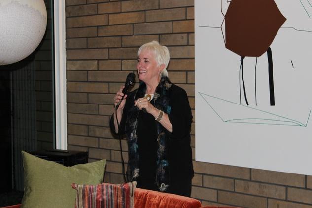 News, Shelby, UH Architecture Memorable Meals, Oct. 2014, Karen Lantz