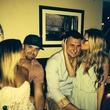 Colleen Crowley and Johnny Manziel on her Instagram July 2014