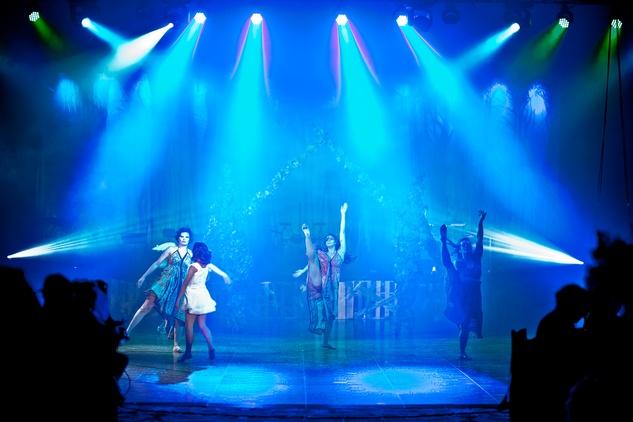 3 Performance at the Ronald McDonald House Houston Boo Ball October 2014