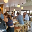 June's All Day restaurant Austin South Congress interior
