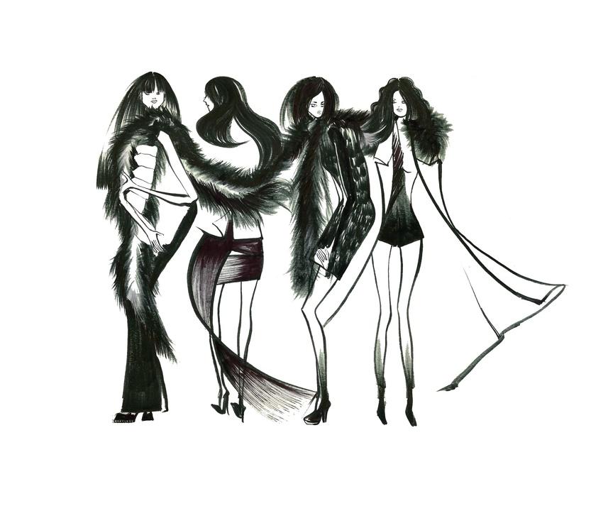 Concept Korea sketch fall 2016 Jarret